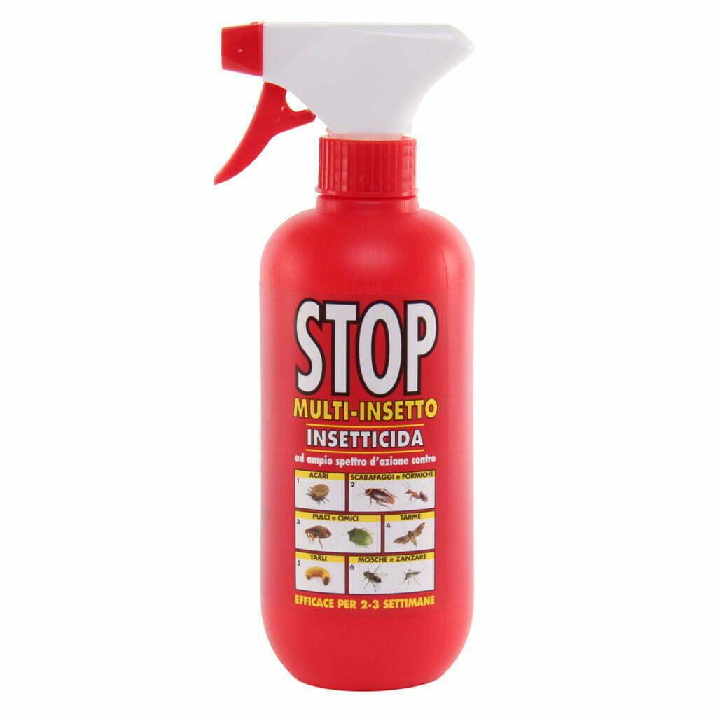 Stop Insetticida multi insetto 375 ml
