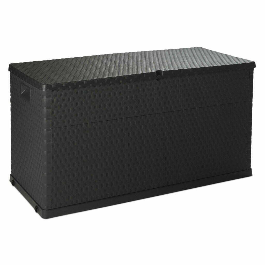 Toomax Multibox Rattan 420 litri colore antracite